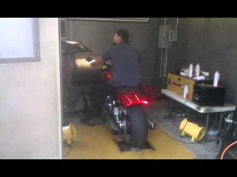 2013 Harley Davidson V-Rod Muscle Baseline Dyno Run
