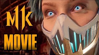 MORTAL KOMBAT 11 · FULL MOVIE (Story Cutscenes) + BEST ENDING |【XCV//】