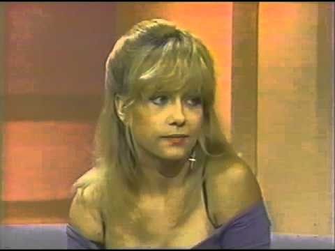 Linnea Quigley on The Chuck Woolery .