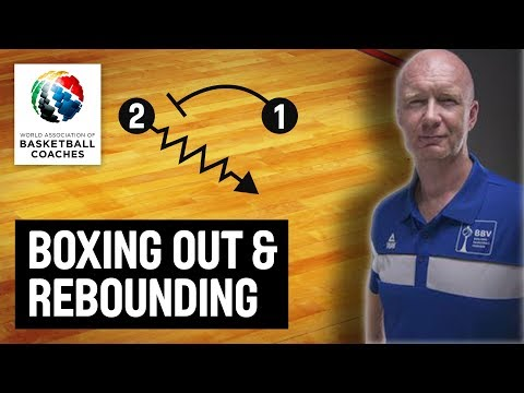 How to Box Out and Rebound - Robert Bauer - Basketball Fundamentals