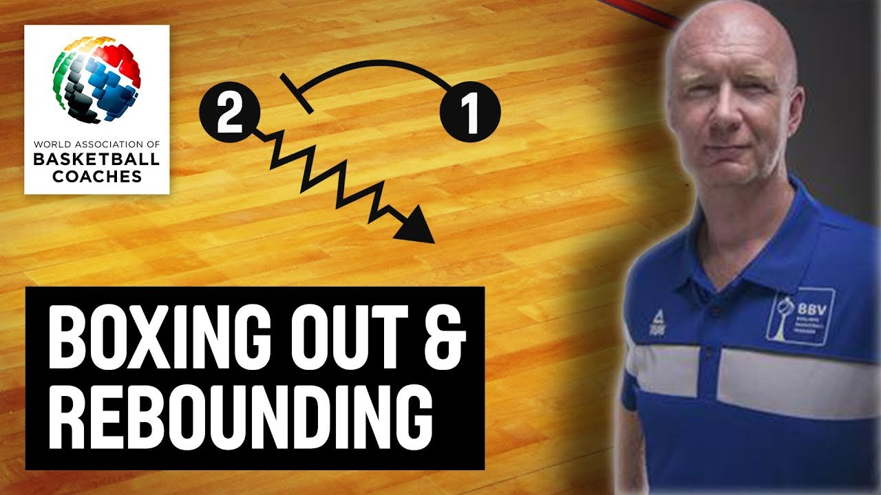 How to Box Out and Rebound - Robert Bauer