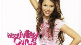 Miley Cyrus - Good and broken (HQ)