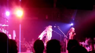 Steel Panther   Eatin Ain't Cheatin' live Starland Ballroom Aug 16 2012 HD