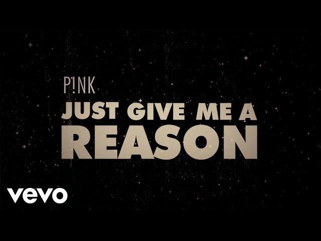 Just Give Me A Reason Pink Letra Con Traduccion En Espanol De