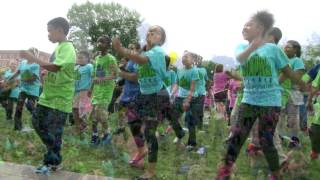Cincy Dances in Washington Park  May 21, 2014