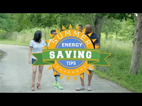 Summer Home Energy Saving Tips - NJR Home Services
