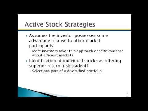 Stock Analysis Chapter 11