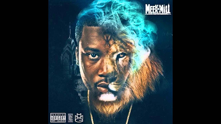 meek mill  i b on dat official