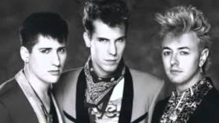 Stray Cats - That's All Right Mama (Holland 7/30/04)