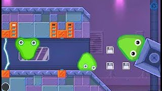 Juegos Divertidos - Slime Laboratory 1 - Videos Para Niños