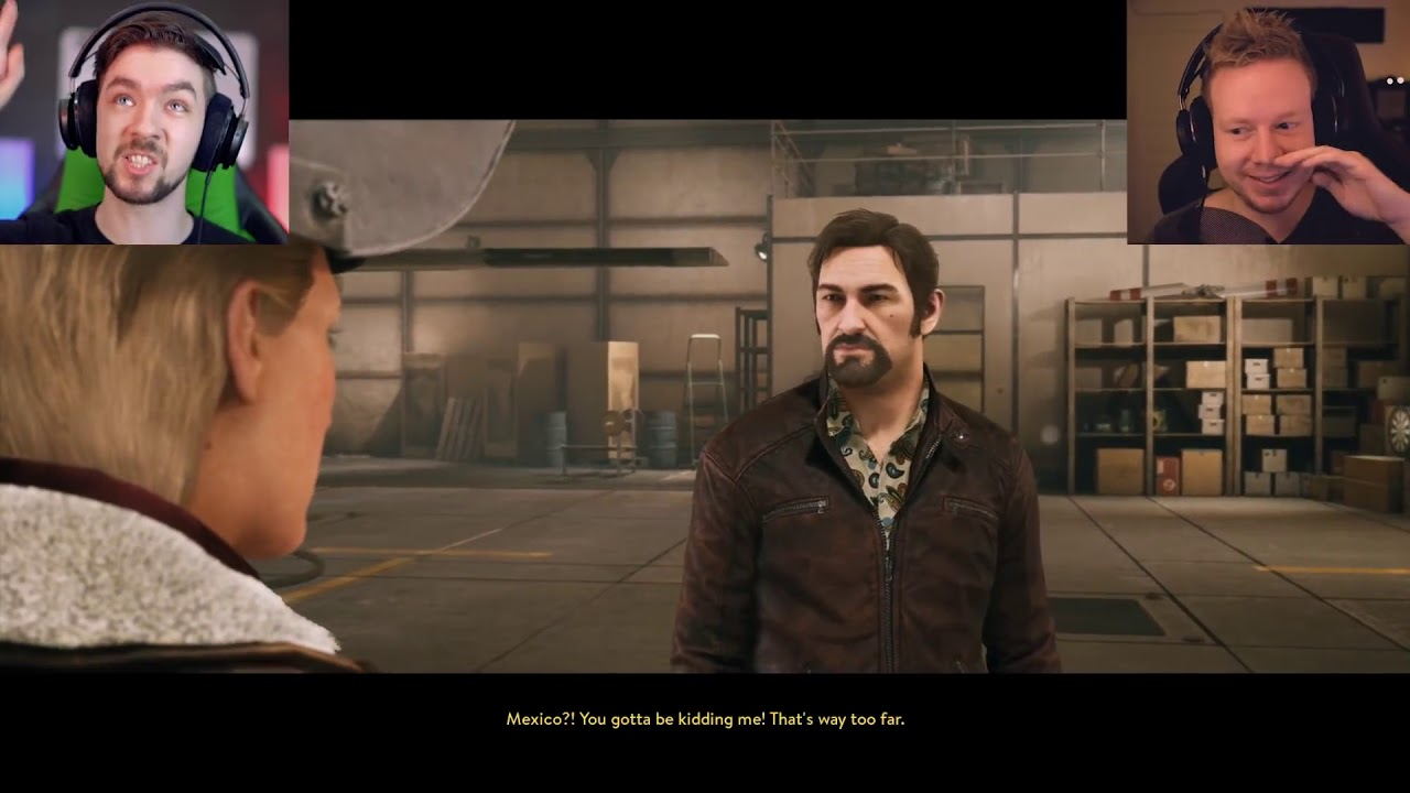 THE SADDEST ENDING EVER   A Way Out   Part 5 w  Robin