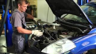 Автомир Nissan. Очистка радиатора. Диагностика системы охлаждения двигателя.