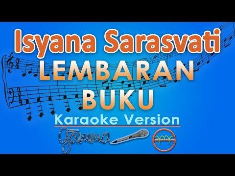 Isyana Sarasvati - Lembaran Buku (Karaoke Lirik Tanpa Vokal) by GMusic
