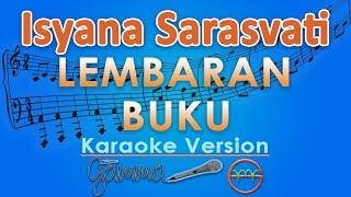 Gambar cover Isyana Sarasvati - Lembaran Buku (Karaoke Lirik Tanpa Vokal) by GMusic