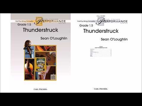 Thunderstruck (FAS104) by Sean O'Loughlin
