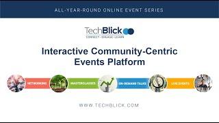 TechBlick / Interactive Events Platform