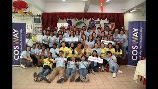 Cosway 38th Anniversary at Ampang Old Folks Home