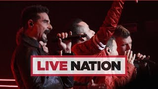 Backstreet Boys Are BACK For The DNA Tour 2019! | Live Nation UK mp3