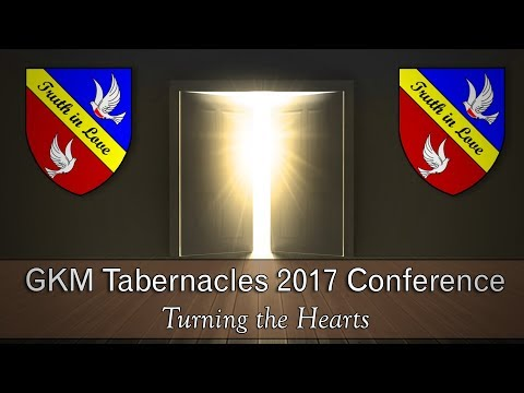Tabernacles Conference 2017 - Day 1 - Afternoon