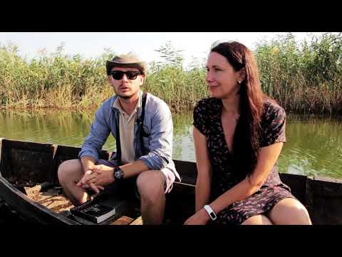 BE OUR GUEST IN MOLDOVA ! BIRDWATCHING ON BELEU LAKE