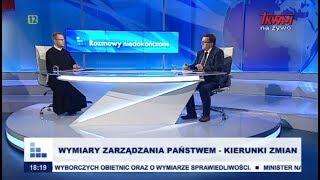 Rozmowy niedokończone: Wymiary zarządzania państwem – kierunki zmian cz. I
