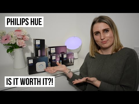 PHILIPS HUE | SET UP AND REVIEW
