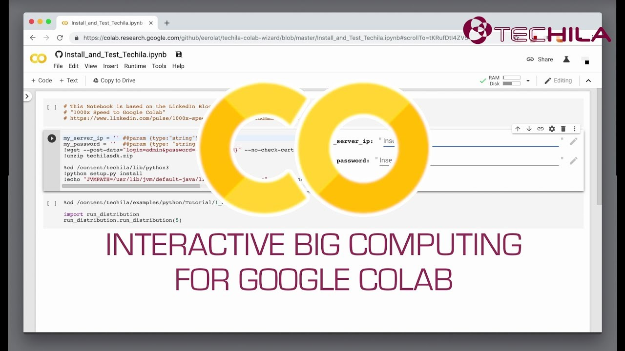 How to set up Google Colab for high-performance computing