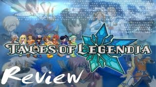 Mondo Cool  Reviews: Tales of Legendia (Feat: ForestReviews and Swordfish1390)