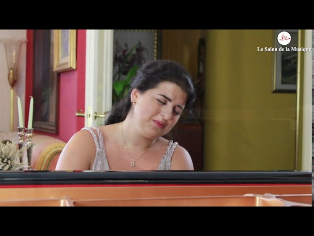 Elisha Wolf plays Piano Sonata No. 2 in B-flat minor op.36 by Sergej Rachmaninov