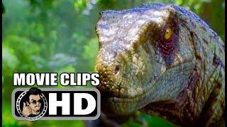 JURASSIC PARK III - 6 Movie Clips + Retro Trailer (2001) Sam Neil Dinosaur Action Movie HD