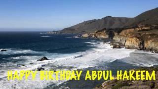 AbdulHakeem   Beaches Playas - Happy Birthday