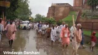 Vrindavan Darshan: Kaliya Lake to Sri Madanmohan Temple