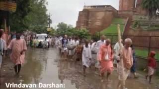 Vrindavan Darshan: Kaliya Lake to Sri Madanmohan Temple