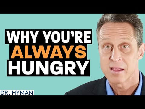 Always hungry? Here's why.