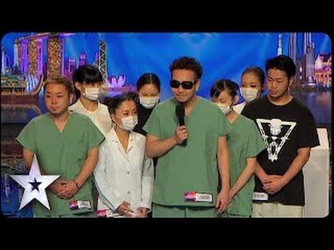 Asia's got talent 2015  Top 10  Part 1