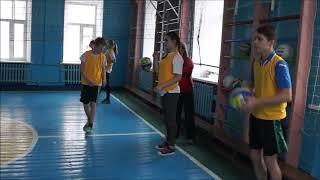 Інноваційний урок фізичної культури волейбол