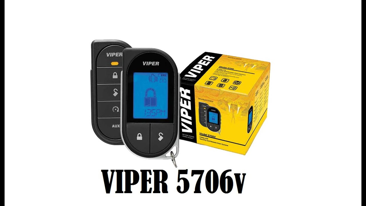 Viper V Remote Start Security System Review