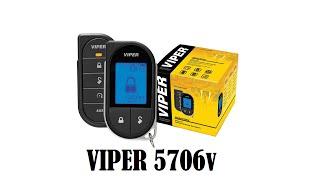 Viper 5706v Remote Start/Security System