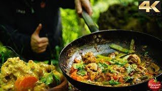 KING OF CURRY! - EPIC FOREST MEAL