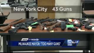 بالفيديو.. السلاح غير المرخص ينتشر في أمريكا على نطاق واسع