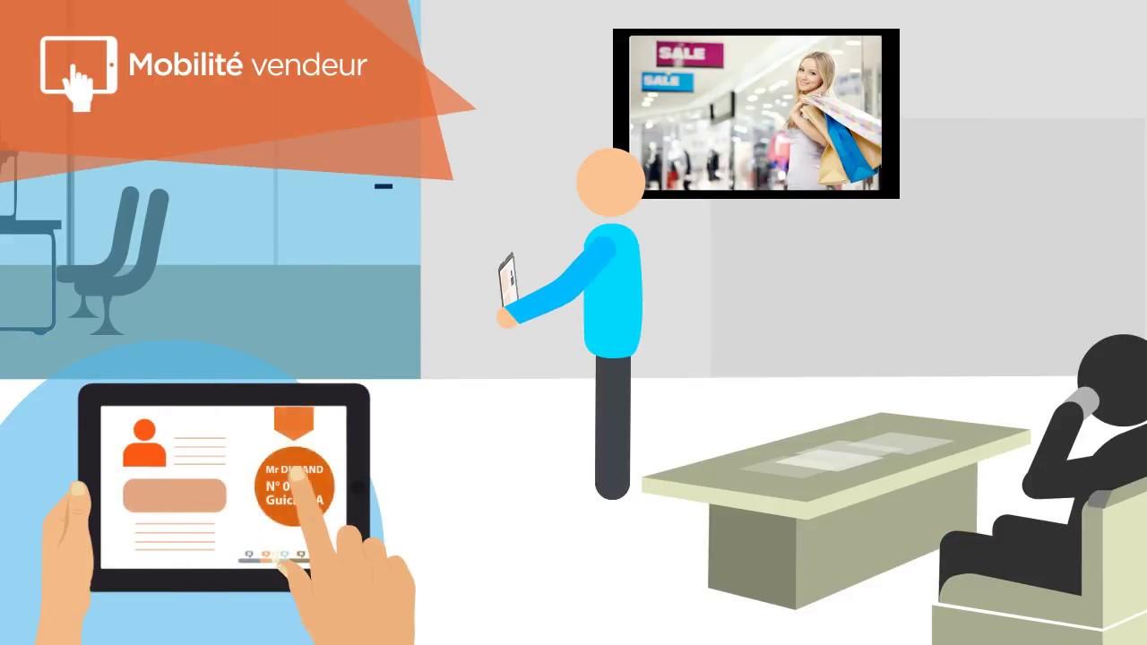Download Parcours client par ESII