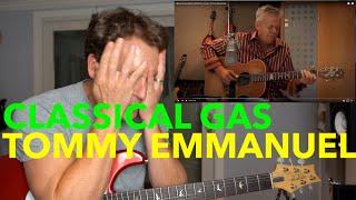 "Guitar Teacher REACTS: Tommy Emmanuel ""Classical Gas"" [Mason Williams]"