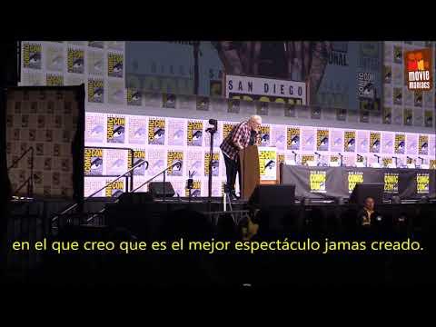 """Apertura del panel de la Comic Con de Juego de Tronos 2017 por """"Hodor"""" Kristian Nairn Subtitulado Mp3"""