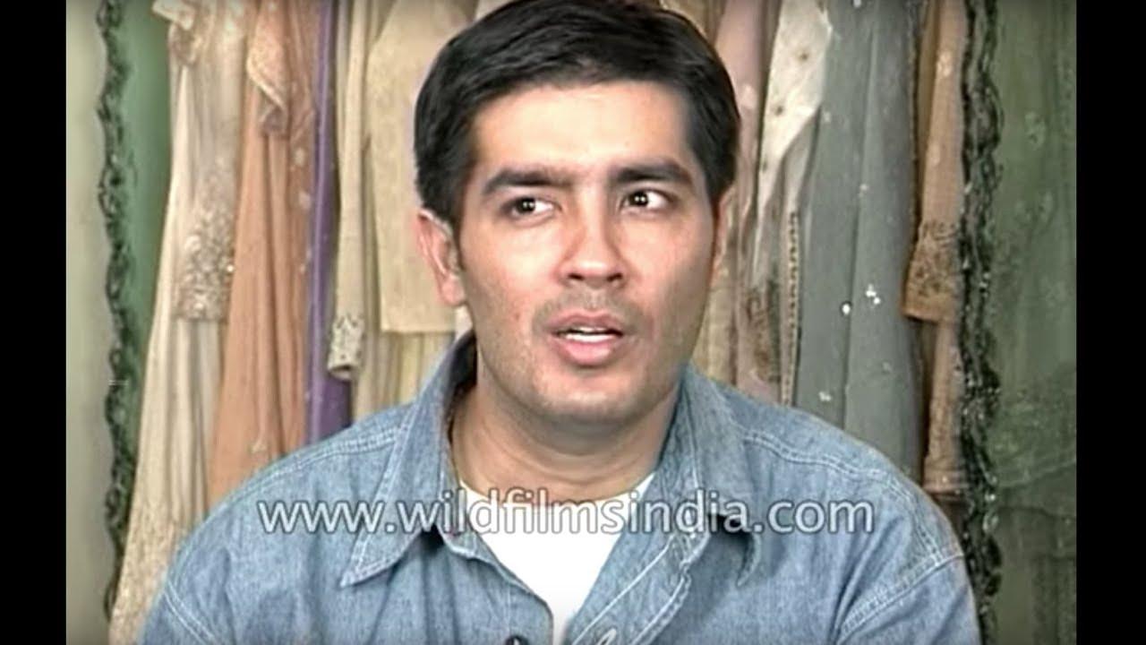 Fashion Designer Manish Malhotra On How He Started His Career Youtube