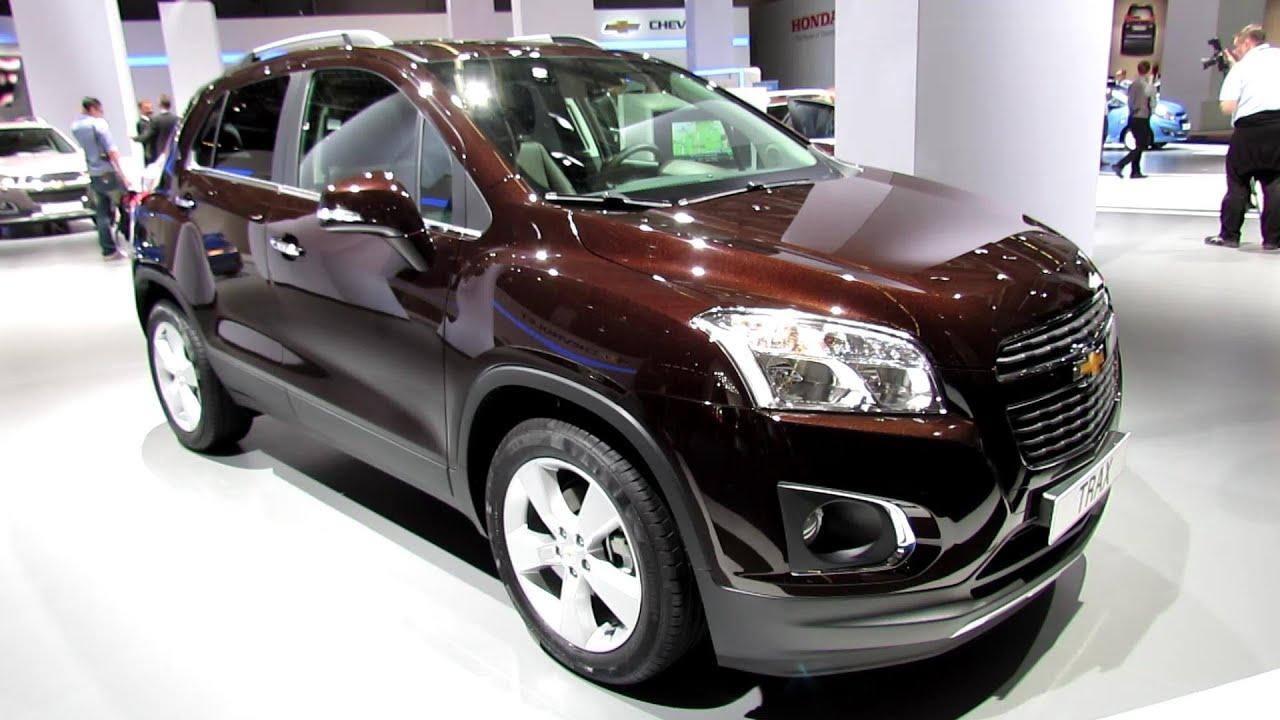 2014 Chevrolet Trax AWD - Exterior and Interior Walkaround - 2013 ...