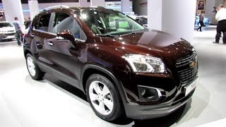 2014 Chevrolet Trax AWD - Exterior and Interior Walkaround - 2013 Frankfurt Motor Show