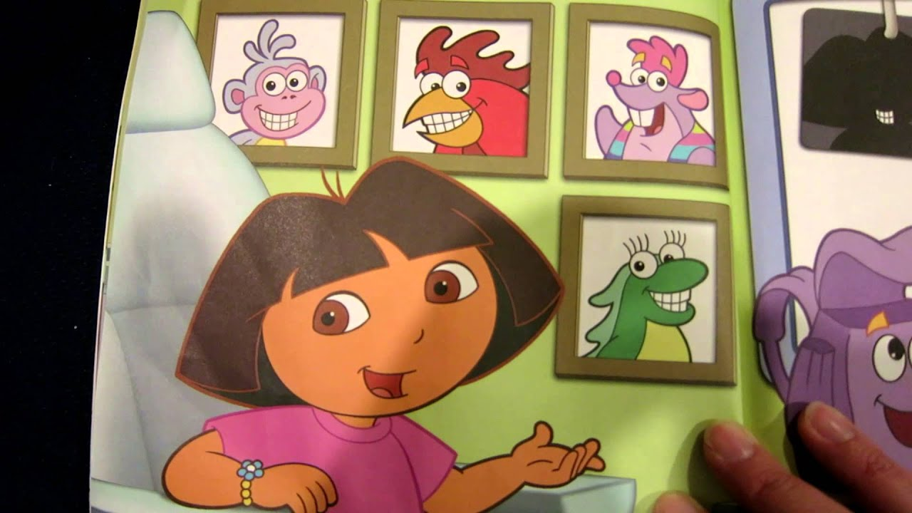 Dora The Explorer Books Pdf