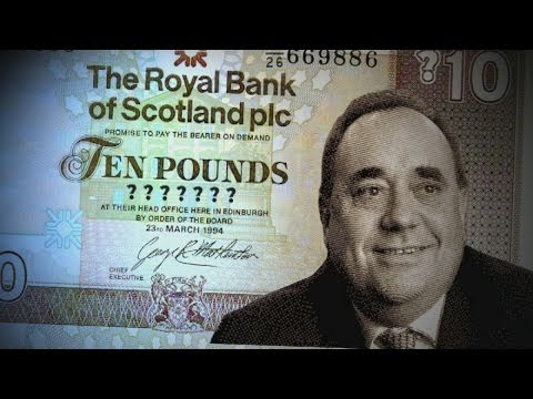 Scottish independence: Can Scotland keep the pound?   Channel 4 News