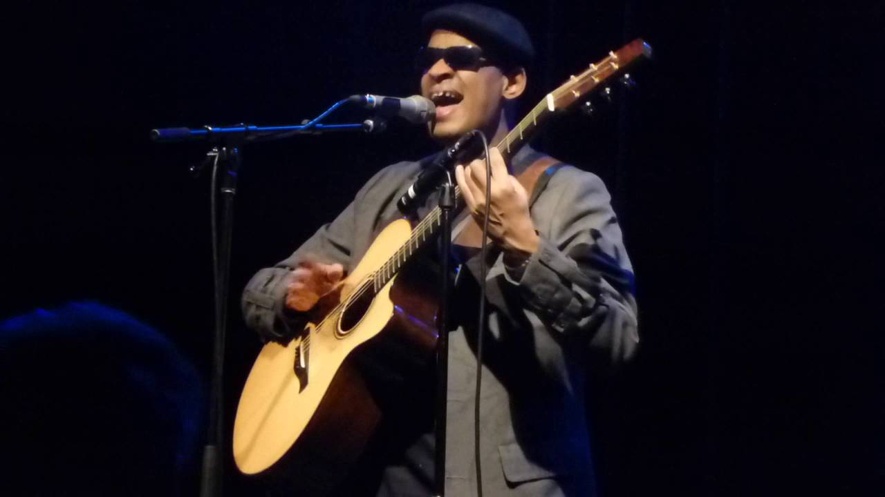Raul Midón | Was It Ever Really Love, Sellersville Theater, 9-21-2016