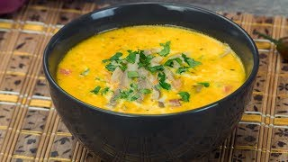Быстро, вкусно, ароматно, сытно - грибной суп из вешенок с льезоном! | Appetitno.TV